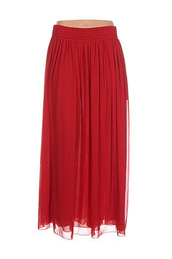 scotch EFFI_CHAR_1 soda jupes femme de couleur rouge