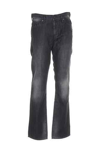 hugo boss jeans homme de couleur gris
