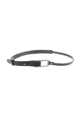 chipie ceintures femme de couleur marron