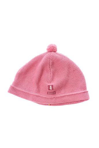 taille 0 accessoires fille de couleur rose