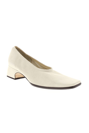 jean paul barriol chaussures femme de couleur beige