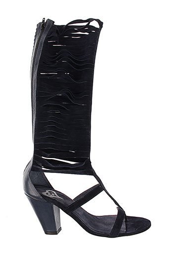 v m chaussures femme de couleur bleu