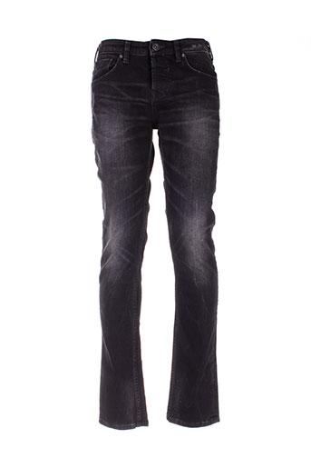 tom tailor pantalons homme de couleur noir
