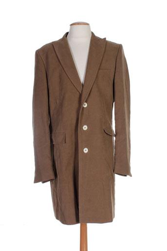 mexx manteaux homme de couleur marron