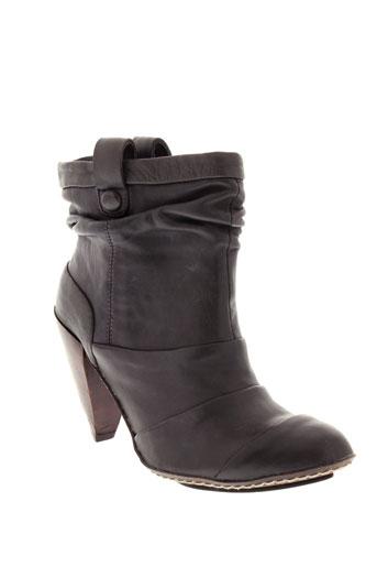 loloan boots femme de couleur marron