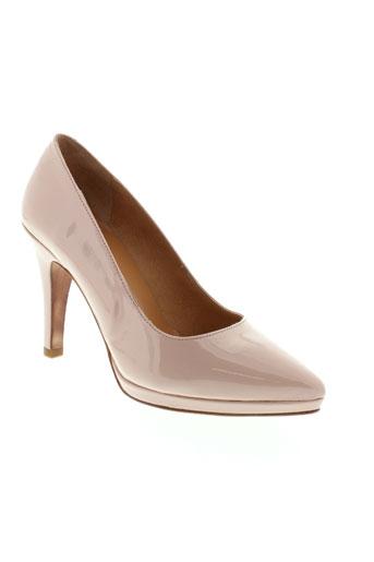 estefania marco chaussures femme de couleur rose