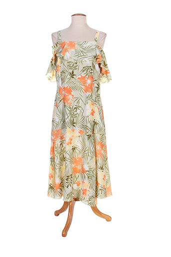 20 et 20 robes et courtes femme de couleur vert (photo)
