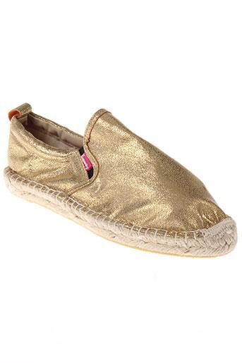 superdry chaussures femme de couleur jaune