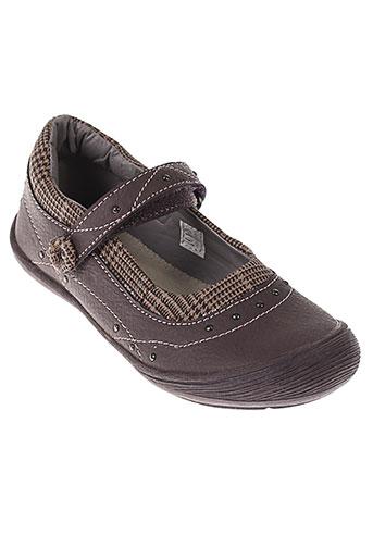 kouki chaussures fille de couleur violet
