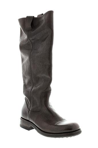 pantanetti chaussures femme de couleur marron