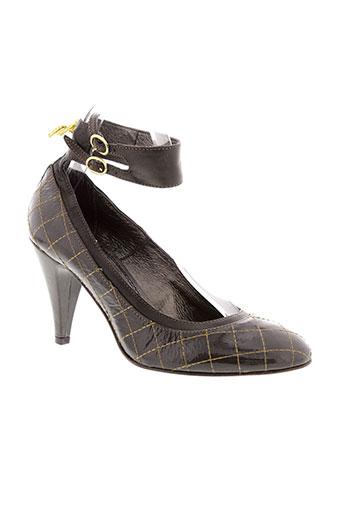 miss sixty chaussures femme de couleur vert