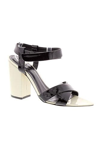 paulo brandao chaussures femme de couleur noir