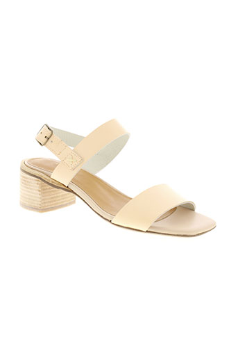 anaid et kupuri sandales et nu et pieds femme de couleur beige