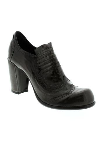 fru.it chaussures femme de couleur gris