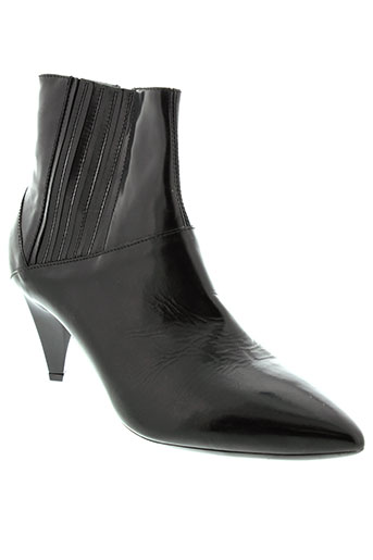 vic matie chaussures femme de couleur noir
