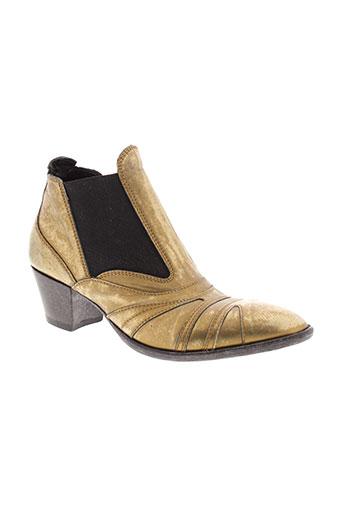 quelques shoes de plus chaussures femme de couleur jaune