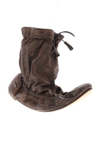 miss et sixty boots femme de couleur marron