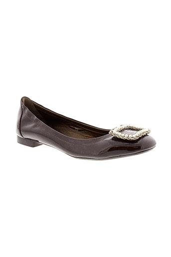 xavier danaud chaussures femme de couleur marron