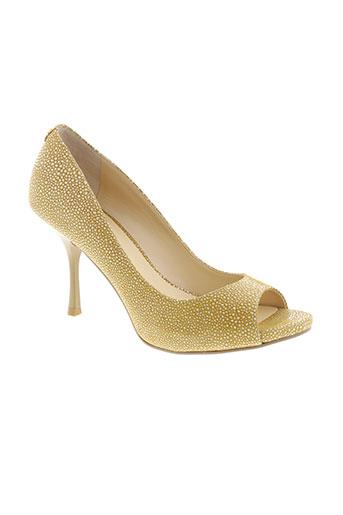 guess chaussures femme de couleur beige