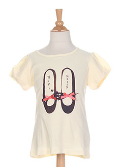 Produit-T-shirts / Tops-Fille-MOLLY BRACKEN