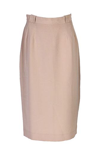 lenvol jupes femme de couleur beige