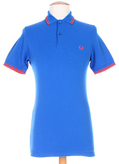 Produit-T-shirts / Tops-Homme-FRED PERRY