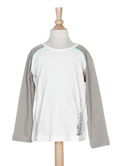 Produit-T-shirts / Tops-Garçon-DEUX MOIS DE VACANCES