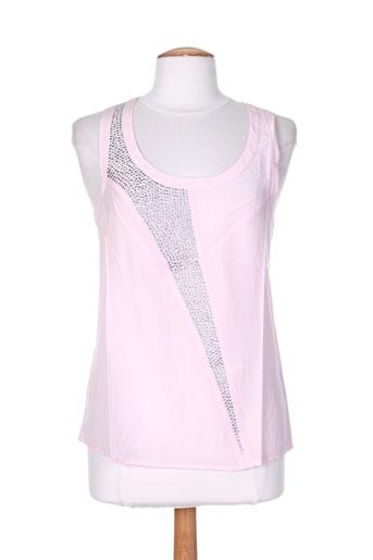 teenflo chemises femme de couleur rose