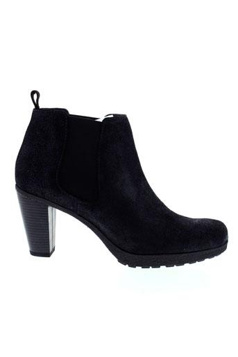 reqins boots femme de couleur bleu