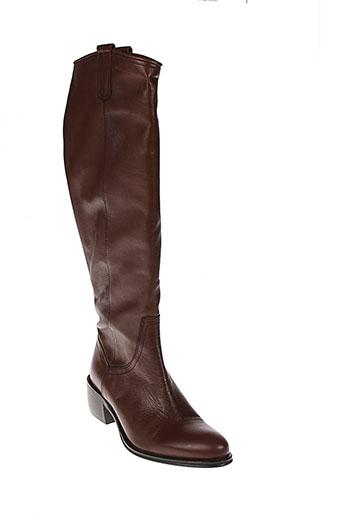 muratti chaussures femme de couleur marron