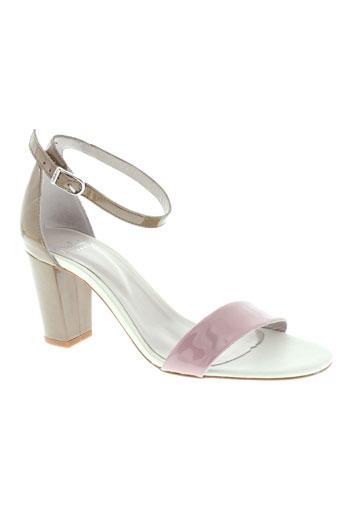perlato chaussures femme de couleur rose
