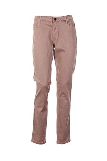 esprit jeans femme de couleur rose