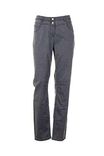 cecil pantalons et decontractes femme de couleur gris