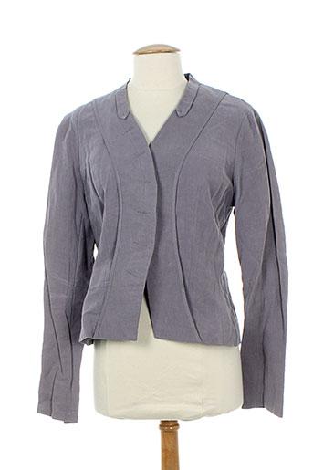 Veste casual violet BOHEMIA pour femme