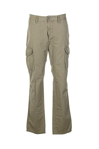 camel active pantalons homme de couleur marron
