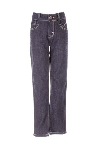 edefa jeans jeans fille de couleur bleu