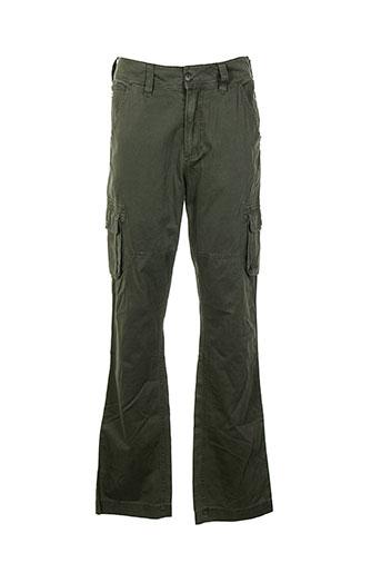 quiksilver pantalons et decontractes homme de couleur vert