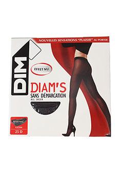 Lingerie DIM femme de couleur noir en soldes pas cher - Modz 171c5b2c458