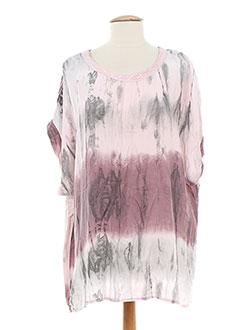 Produit-T-shirts / Tops-Femme-REPLACE