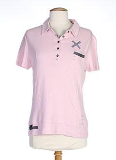 Produit-T-shirts / Tops-Femme-COTE ANGLAISE