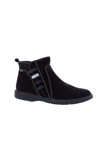 jungla chaussures femme de couleur noir