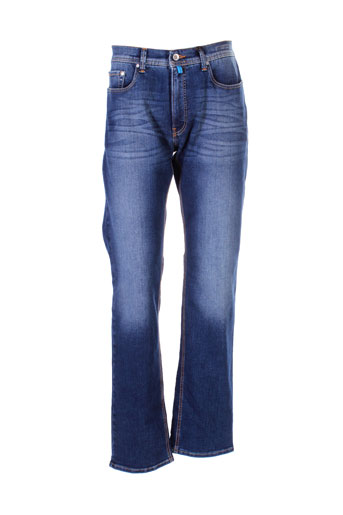 pierre cardin jeans homme de couleur bleu