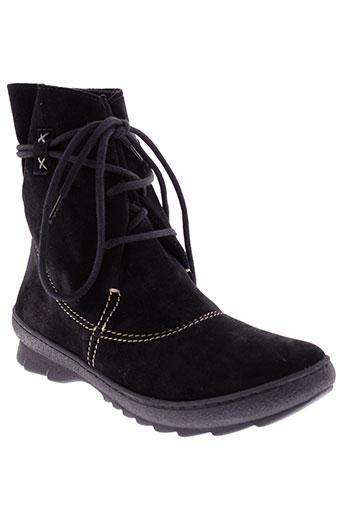 khrio chaussures femme de couleur noir