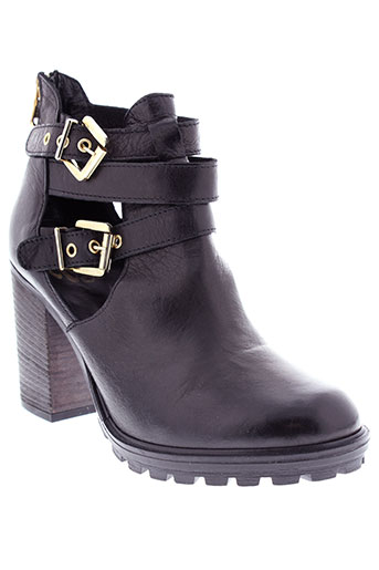 naye chaussures femme de couleur noir