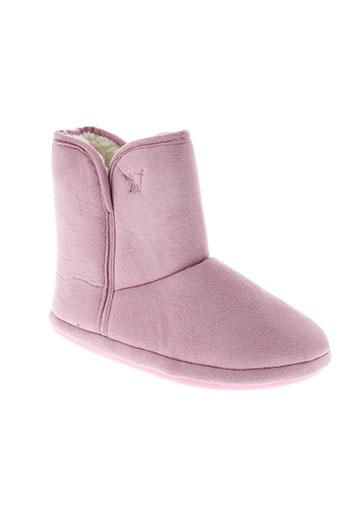 la fiancee d'arthur chaussures femme de couleur rose