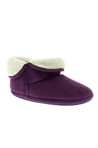 la fiancee d'arthur chaussures femme de couleur violet