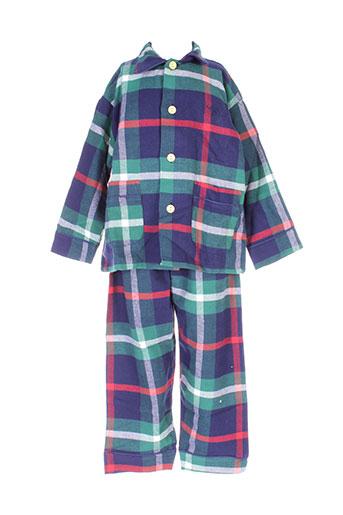 arthur pyjamas garcon de couleur bleu