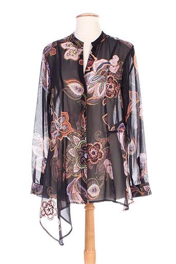 niza tuniques femme de couleur noir