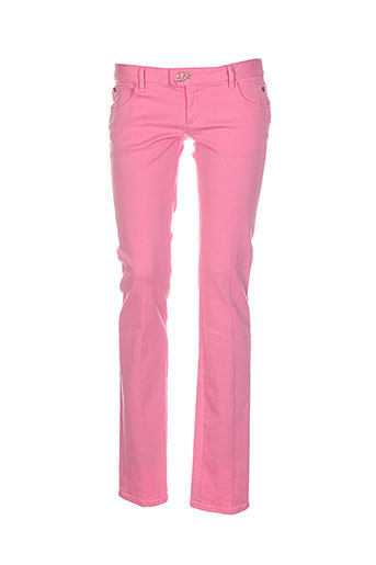 dsquared jeans femme de couleur rose