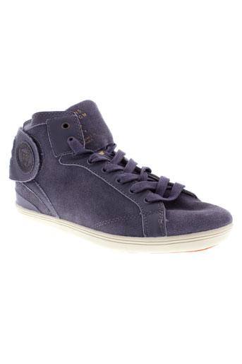 barons papillom chaussures femme de couleur gris